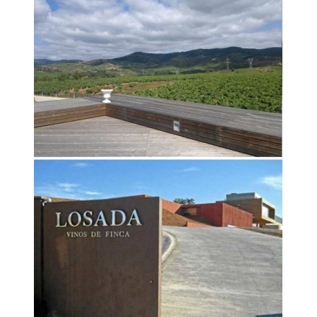 Pictures from Losada Vinos de Finca (Bierzo - Spain)