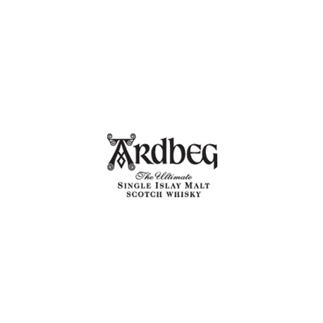 Logo Ardbeg (Single Malt Whisky - Islay - Escocia)