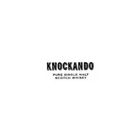 Logo Knockando (Single Malt Whisky - Speyside - Ecosse)