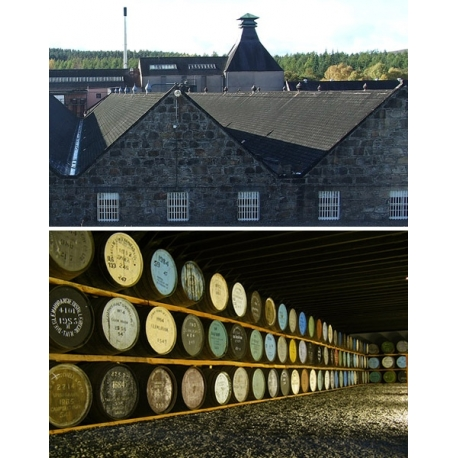 Pictures from Knockando (Single Malt Whisky - Speyside - Scotland)