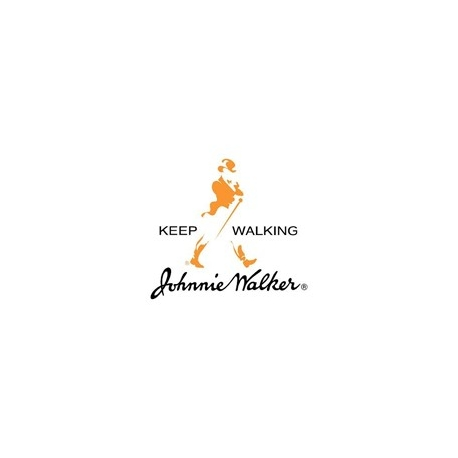 Logo Johnnie Walker (Whisky - Escocia)