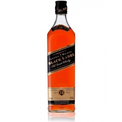 Johnnie Walker Black Label 12 Años (x1)