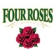 Logo Four Roses (Whiskey - Estados Unidos)