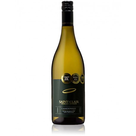 Saint Clair Marlborough Origin Chardonnay