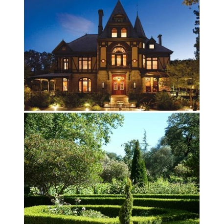 Images de Beringer Vineyards (California - Etats Unis)