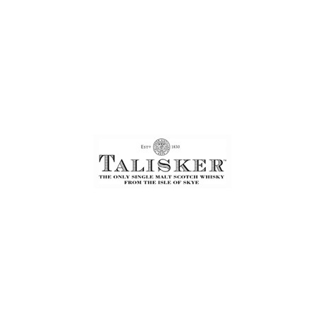 Logo Talisker (Single Malt Whisky - Isle of Skye - Ecosse)