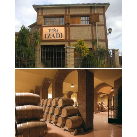 Pictures from Bodegas Izadi (Rioja - Spain)