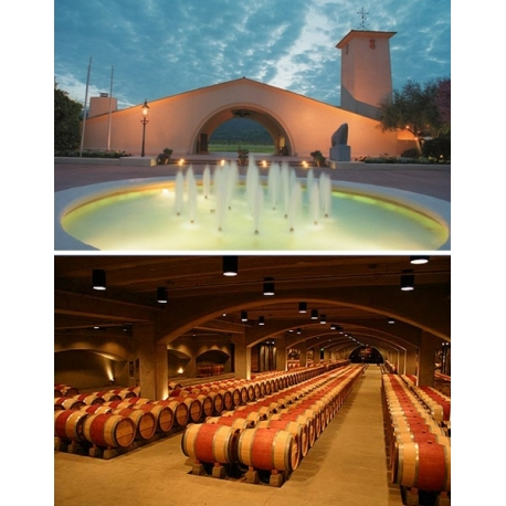 Pictures from Robert Mondavi (California - USA)