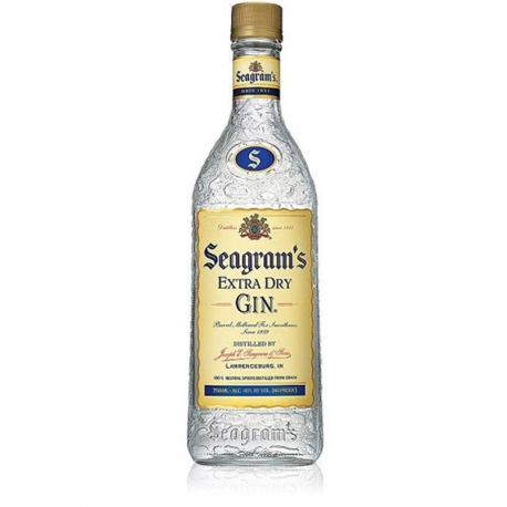Seagram's Extra Dry Gin (x1)