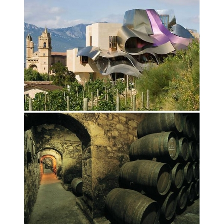 Pictures from Herederos del Marqués de Riscal (Rioja - Spain)