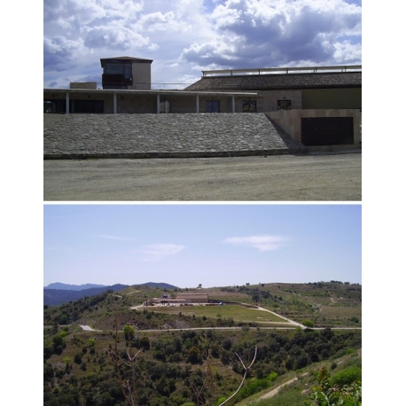 Pictures from Alvaro Palacios (Priorat - Spain)