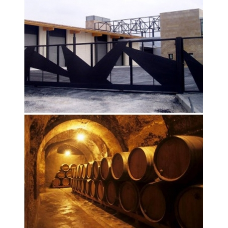 Pictures from Viñedos y Vinos Artadi (Rioja - Spain)