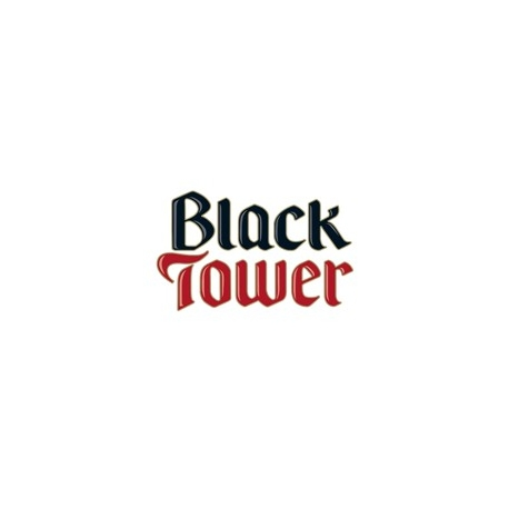 Logo Black Tower (Rheinhessen - Allemagne)