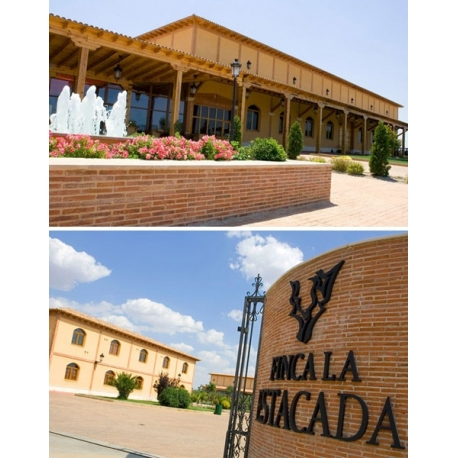 Pictures from Bodegas Finca La Estacada (Uclés - Spain)