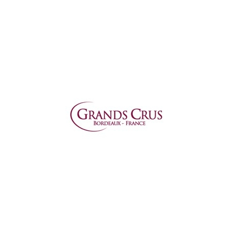 Logo Grands Crus (Haut-Médoc - Bordeaux - France)