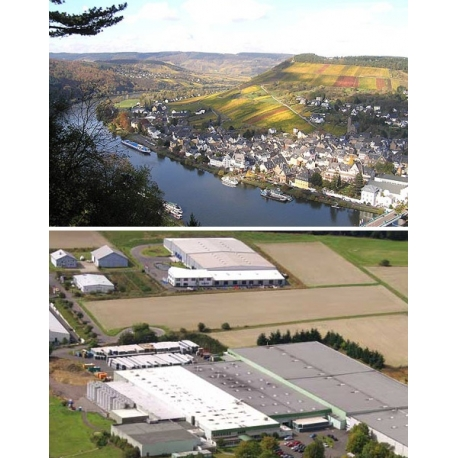 Images de Blue Nun (Mosel-Saar-Ruwer - Allemagne)