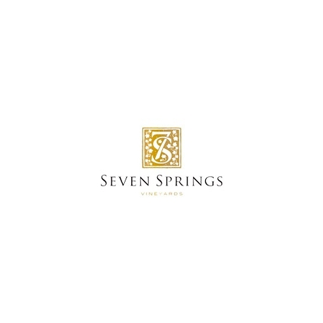 Logo Seven Springs Vineyards (Western Cape - Sudáfrica)