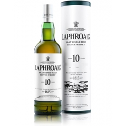 Laphroaig Single Malt 10 Años