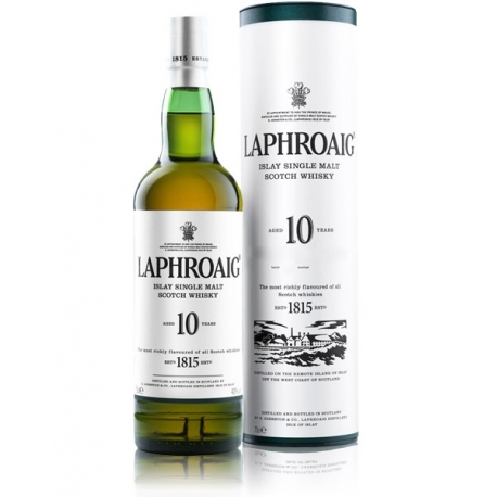 Laphroaig Single Malt 10 Ans